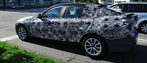 Spyshots: 2013 F34 BMW 3-Series Gran Turismo, Interior Revealed