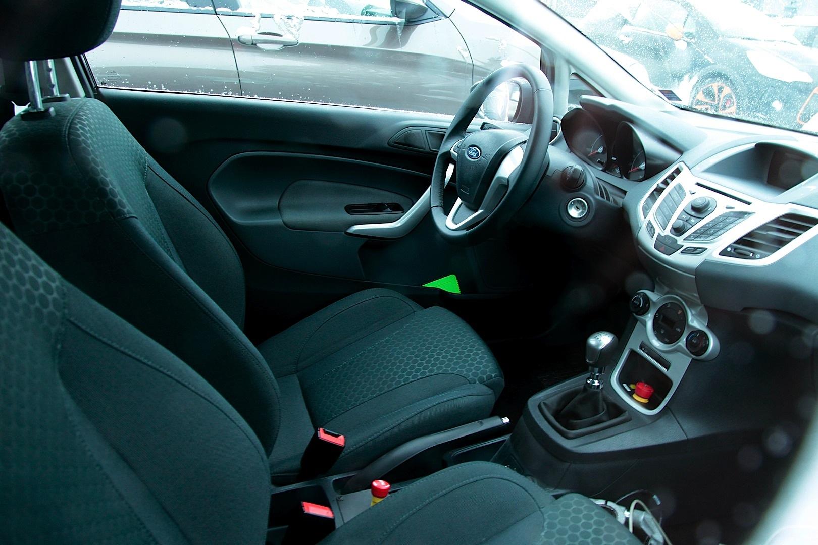 Spyshots: 2013 Ford Fiesta ST, Interior Revealed