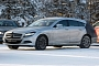 Spyshots: 2013 Mercedes Benz CLS Shooting Brake