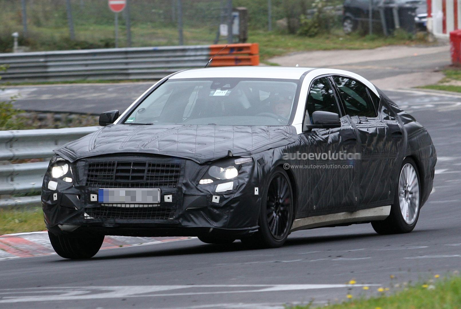 Spyshots 2013 mercedes benz s class autoevolution for Mercedes benz s class 2013