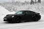 Spyshots: 2013 Porsche 911 Turbo Winter Testing