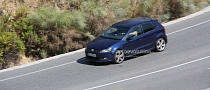 Spyshots: 2013 VW Polo R