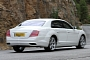 Spyshots: 2014 Bentley Continental Flying Spur Facelift  Disguised as S-Class