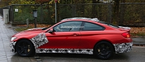 Spyshots: 2014 BMW M4 Coupe Spotted in Germany