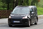 Spyshots: 2014 Ford Transit / Tourneo Connect