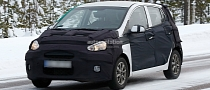 "Spyshots: 2014 Hyundai i10 to Be Called ""Brilliant"""