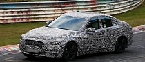 Spyshots: 2014 Infiniti G37 Sedan at Nurburgring