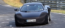 Spyshots: 2014 McLaren MP4-12C Facelift [Updated]