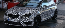 Spyshots: 2014 SEAT Leon Cupra Detailed