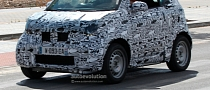 Spyshots: 2014 smart fortwo Full Production Body