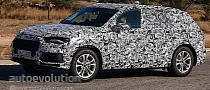 Spyshots: 2015 Audi Q7 Shows Serious Body Roll