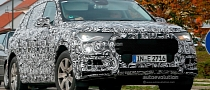 Spyshots: 2015 Audi Q7 Spied in Germany