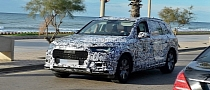 Spyshots: 2015 Audi Q7 Spied Up Close