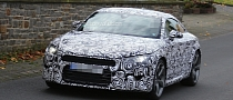 Spyshots: 2015 Audi TT Spotted in Germany