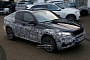 Spyshots: 2015 BMW F16 X6 at Nurburgring