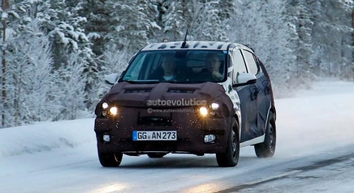 Spyshots 2015 Chevrolet Spark First Photos Autoevolution