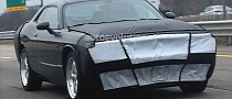 Spyshots: 2015 Dodge Challenger Prototype Caught Testing