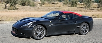 Spyshots : 2015 Ferrari California Replacement Out Engine Testing
