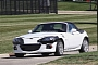 Spyshots: 2016 Mazda Miata / MX-5 and Alfa Romeo Spider