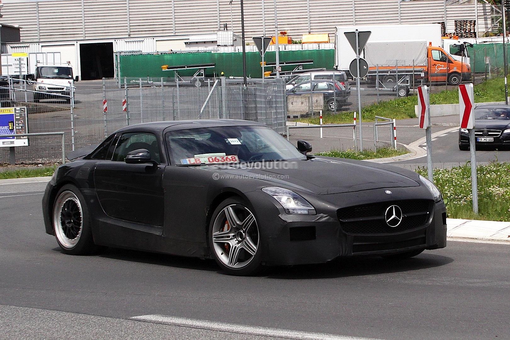 Spyshots 2015 Mercedes Slc Amg Autoevolution