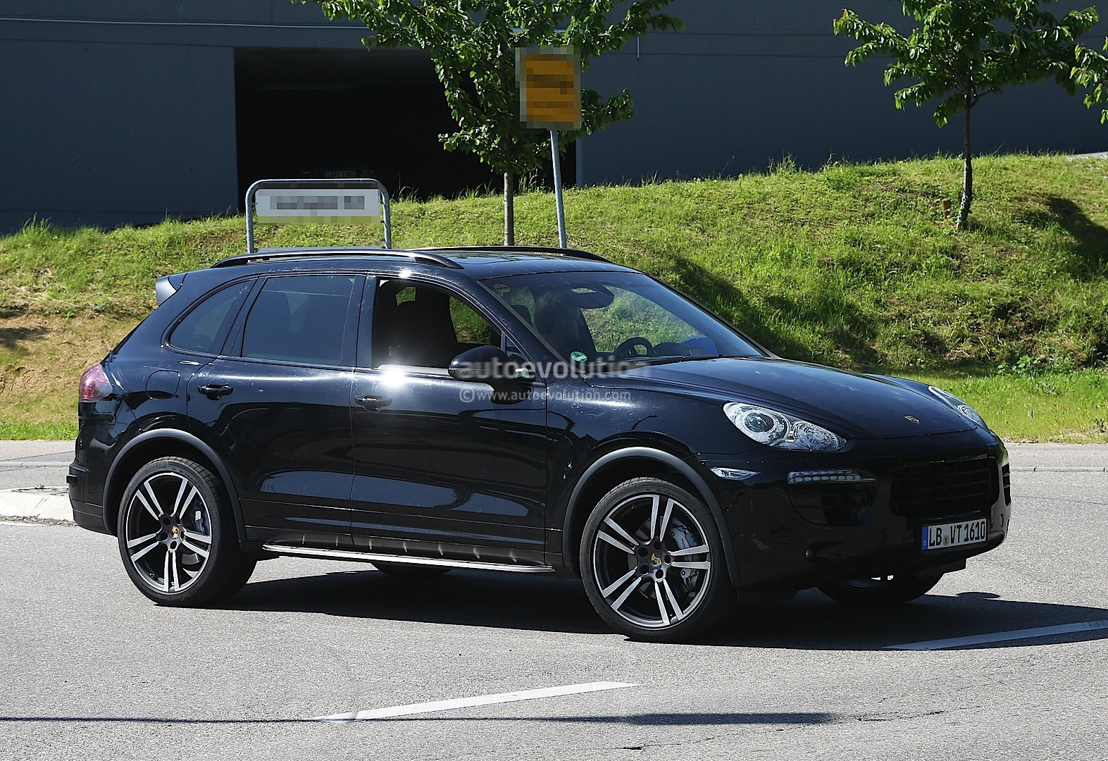 2015 porsche cayenne 958 facelift spy photos
