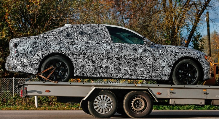 Spyshots: 2016 BMW 5 Series Sedan Spotted for the First Time