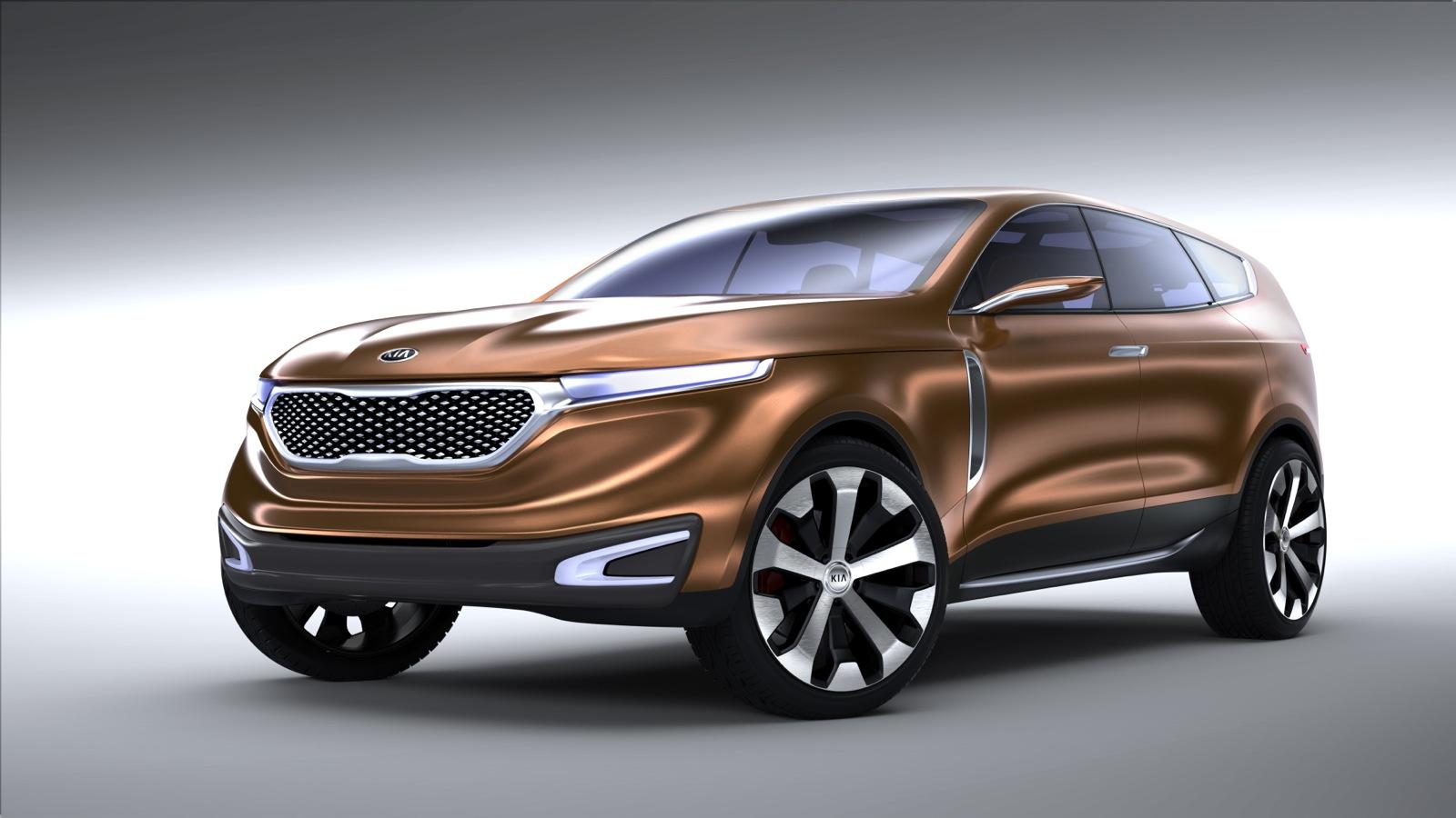 Kia Sorento 2016 Kia Sorento SUV spyshots GDI