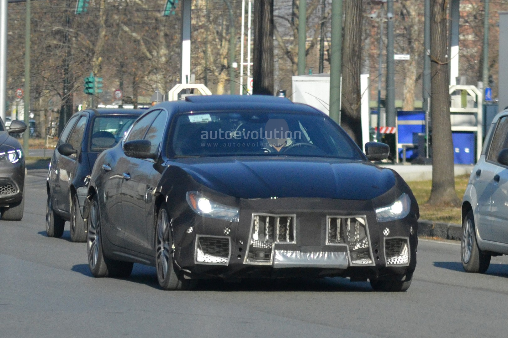 Maserati ghibli s q4 horsepower