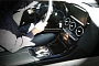 Spyshots: All-New 2015 Mercedes GLK-Class (X205) Interior Revealed