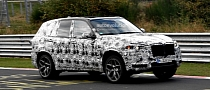 Spyshots: All-New BMW X5M Spotted on the 'Ring [Video] [Photo Gallery]