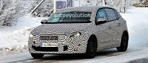 Spyshots: All-New Peugeot 308 Spotted Testing