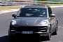 Spyshots: Almost Undisguised Porsche Macan Spotted at Nurburgring