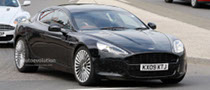Spyshots: Aston Martin Rapide, No Camo at All!
