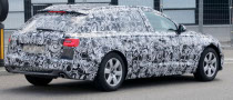Spyshots: Audi A6 Avant Shows Its Sexy Backside