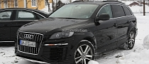 Spyshots: Audi Q7 Second Generation