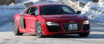 Spyshots: Audi R8 e-tron Development Back On