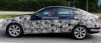 Spyshots: BMW 3-Series GT