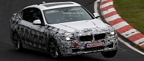 Spyshots: BMW 3-Series GT Lifts Wheel on Nurburgring [Photo Gallery]