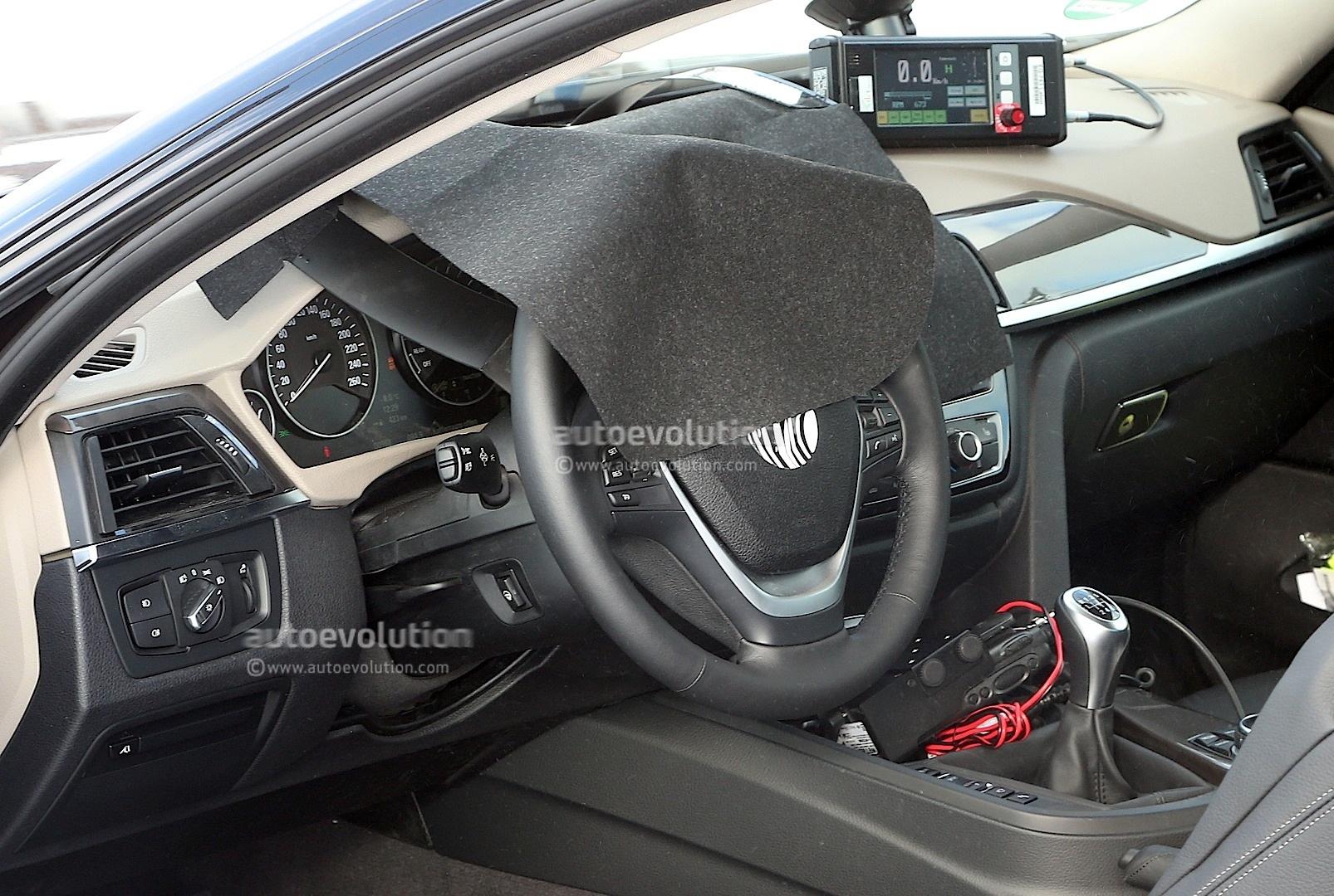 Spyshots Bmw 4 Series Coupe Interior Revealed Autoevolution
