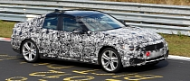 Spyshots: BMW 4-Series Gran Coupe Spotted Again