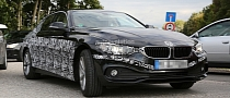 Spyshots: BMW 4 Series Gran Coupe Interior Scooped