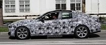 Spyshots: BMW 4-Series Grand Coupe