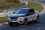 Spyshots: BMW F16 X6 Testing on the Nurburgring