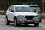 Spyshots: BMW F25 X3 Facelift (LCI) First Photos