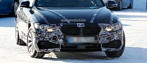 Spyshots: BMW F32 4 Series Getting Ready for July Debut