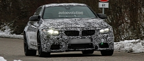 Spyshots: BMW F82 M4 Coupe