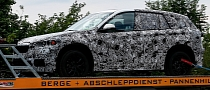 Spyshots: BMW FAST (Family Activity Sports Tourer)