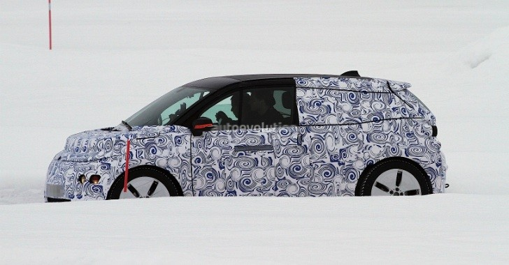Spyshots: BMW i3 Spotted While Cold Weather Testing