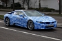 Spyshots: BMW i8 Spotted Testing in Germany
