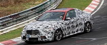 Spyshots: BMW M235i Coupe